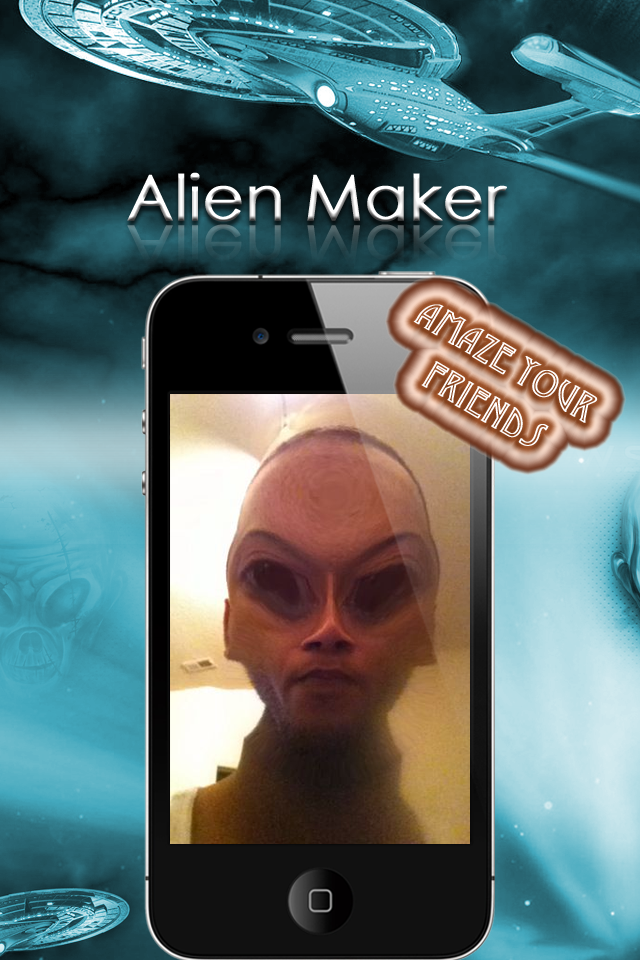 Screenshot Alien Maker
