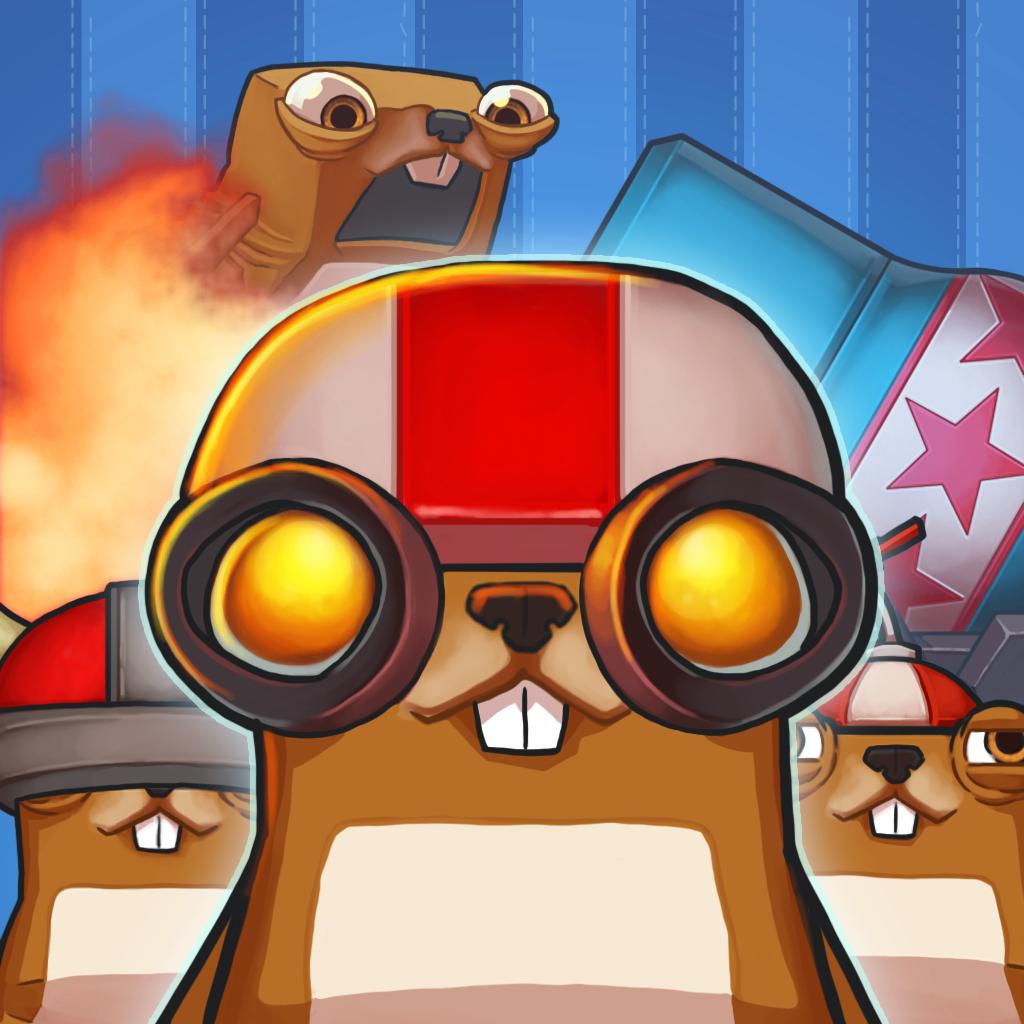 Hamster Cannon iPhone最新人気アプリランキング【iOS-App】