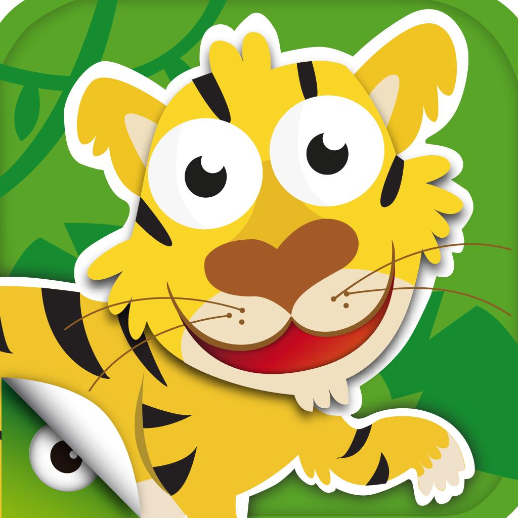 Planeta Animales - Juegos y puzzles educativos para niños pequeños ...