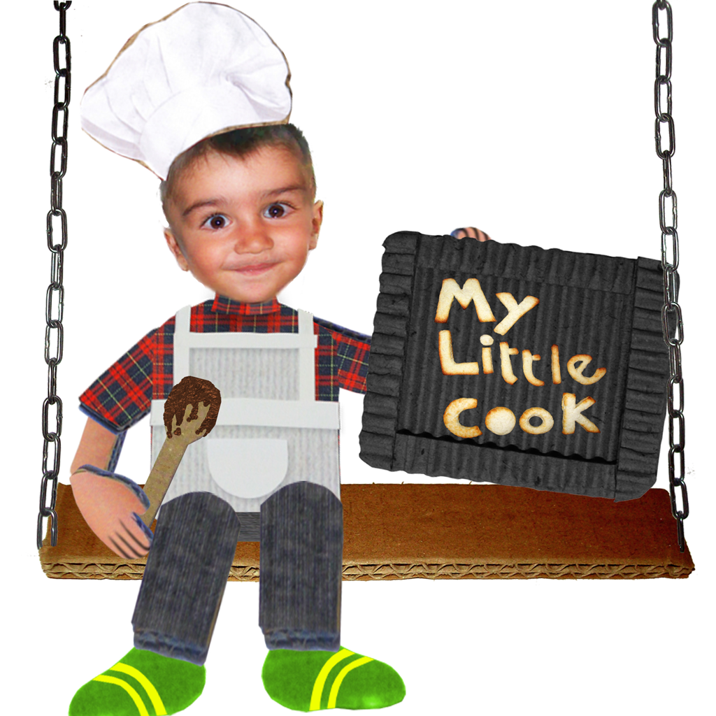 My Little Cook HD - Healthy cooking for kids (AppStore Link)