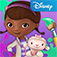 Doc McStuffins Paint and Play logo